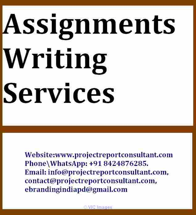Assignments Writing Services calgary