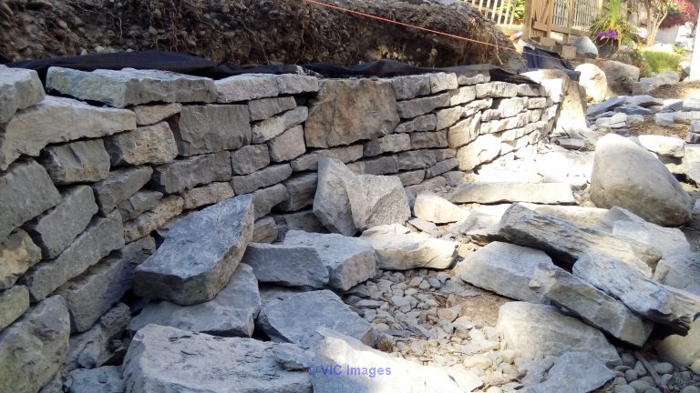 Get in touch with the best Dry stack stone Contractor in Victoria BC calgary