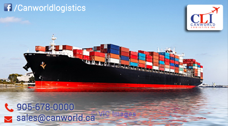 Canworld Logistics INC:Freight by Sea calgary