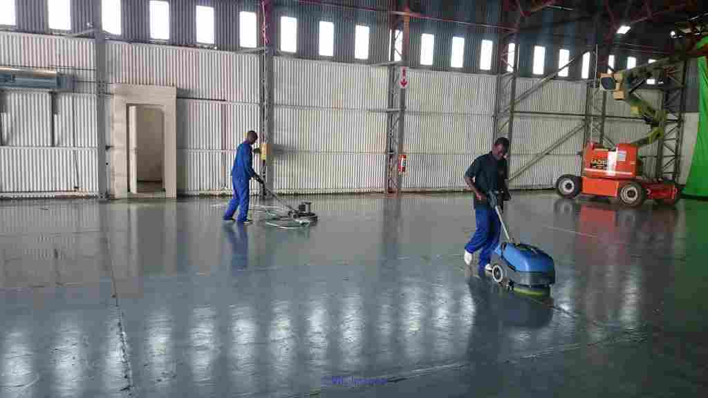 Industrial Cleaning Services Edmonton calgary
