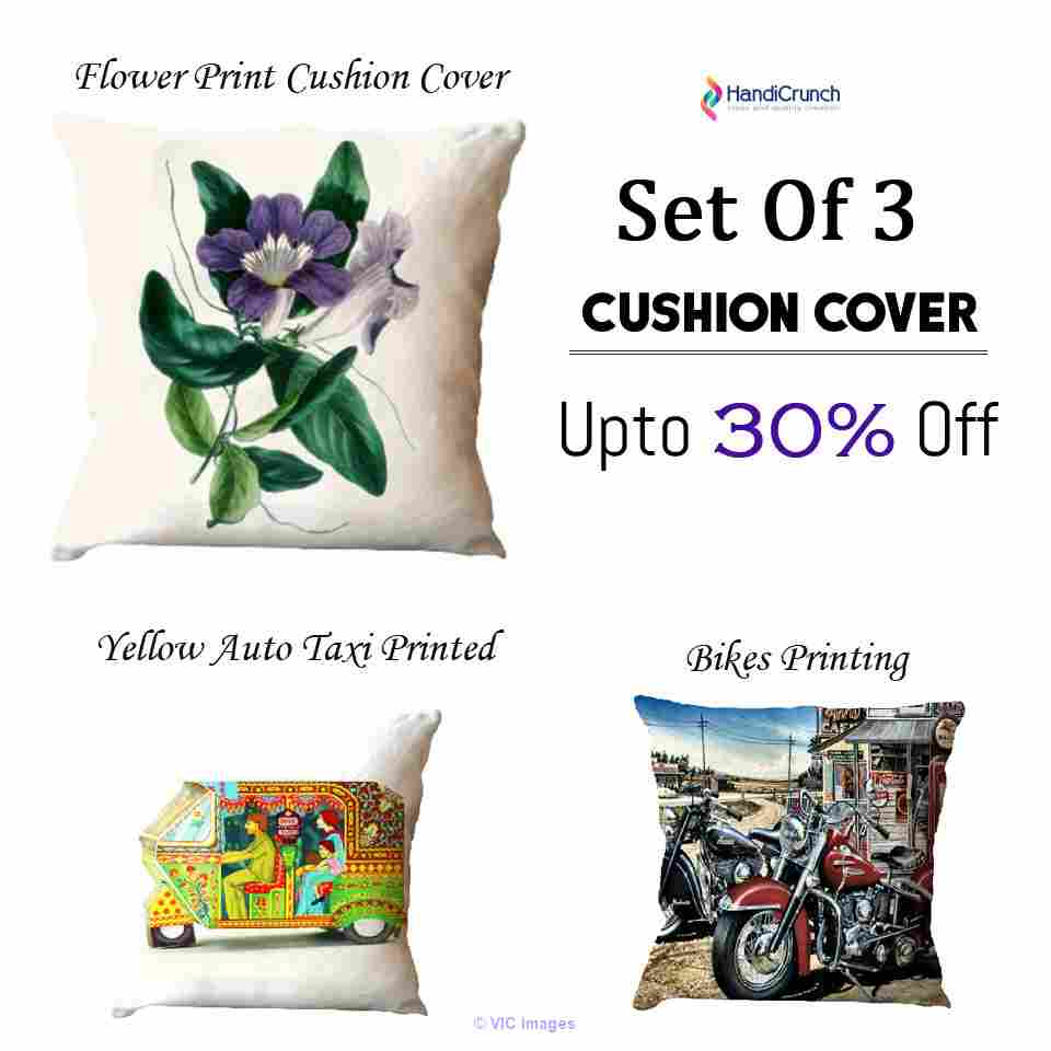 Mind-boggling range of Pillow Covers--from Handicrunch calgary