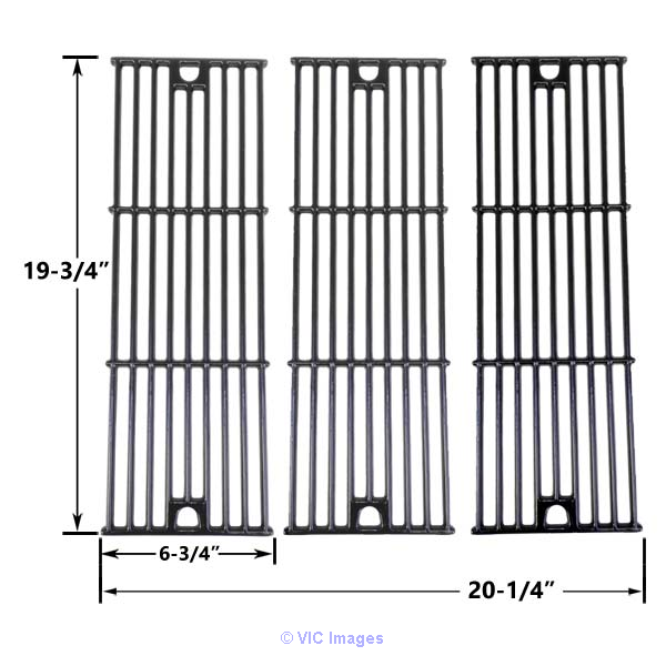 SHOP Stainless Steel, Porcelain And Cast Iron Cooking Grates calgary