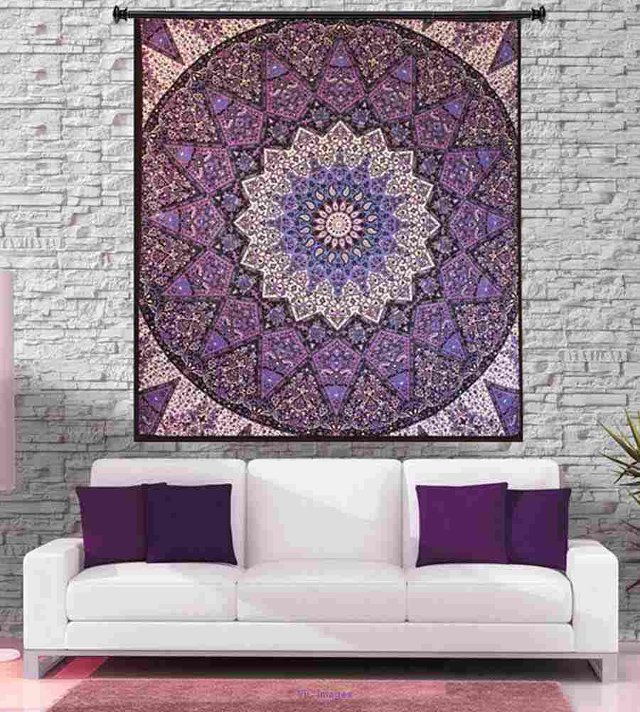 Attractive wall tapestry from Handicrunch calgary