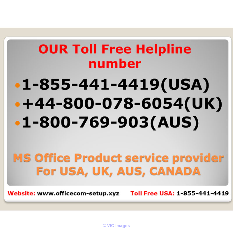 1-855-441-4419- Office Setup Support for your system office.com/setup  calgary