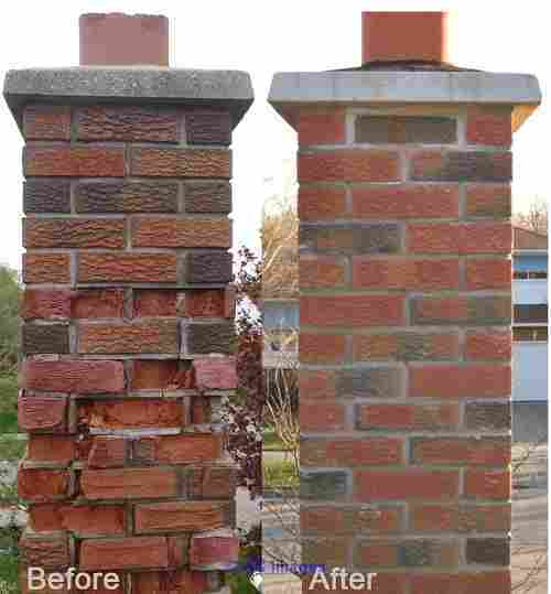 Chimney Repointing Services - Timber Hawk Home Builders calgary