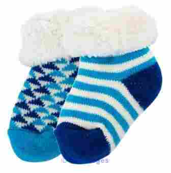 Toddlers Slipper Socks from Pudus Brand calgary
