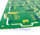 Via in Pad PCB, Via in Pad PCB Manufacturer calgary