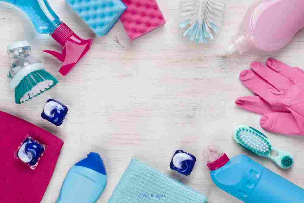 Household Cleaning Supplies calgary