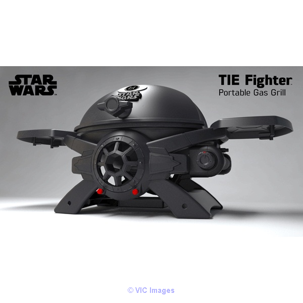 Broilchef launches the new Star Wars Tie Fighter SW-2201 #Portable LP calgary