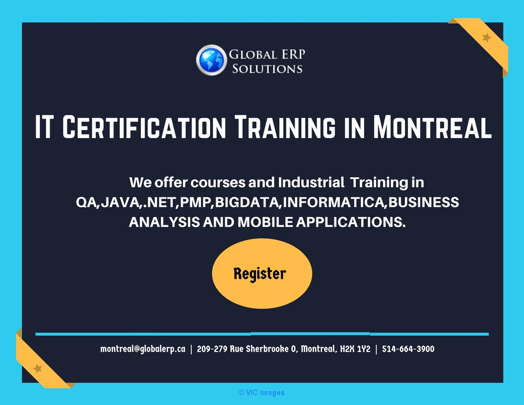 Business Analyst (BA) Training in Montreal calgary