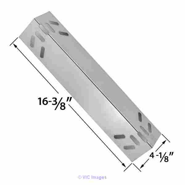 Stainless Steel Heat Shield For Kenmore 119.16126010 calgary