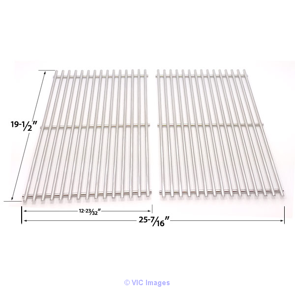 Shop Stainless Steel Flavorizer Bars (1.3 mm) 17 Ga For Weber Model calgary