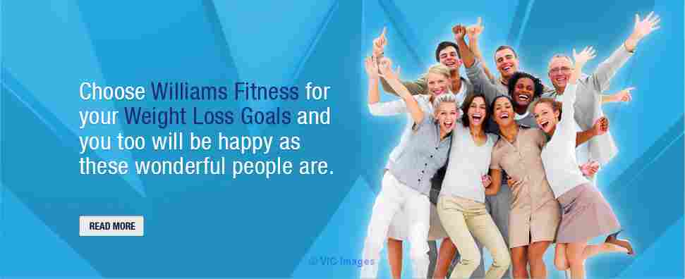 Williams Fitness Trainer | Weight Loss Mississauga calgary