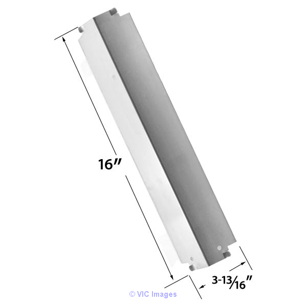 Stainless Steel Bbq Heat Shield For Thermos, Kenmore, Charbroil Models calgary