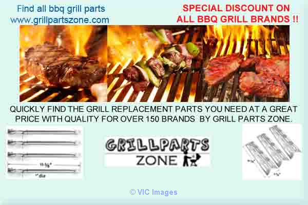 BBQ Parts and Grill Replacement Parts for All Grill Brands calgary