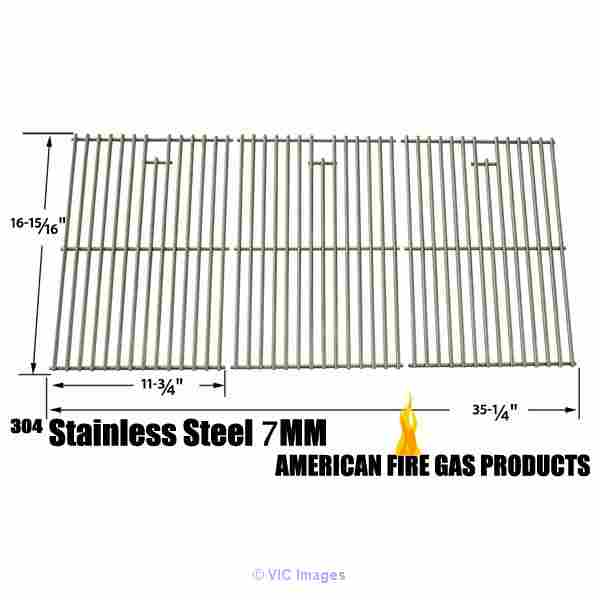 Shop 3 Pack Stainless Steel Cooking Grid for Grill Zone Gas Grills calgary