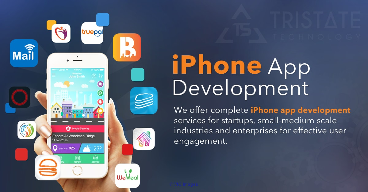 Best iPad Application Development Company - TriState Technology Calgary, Alberta, Canada Annonces Classées