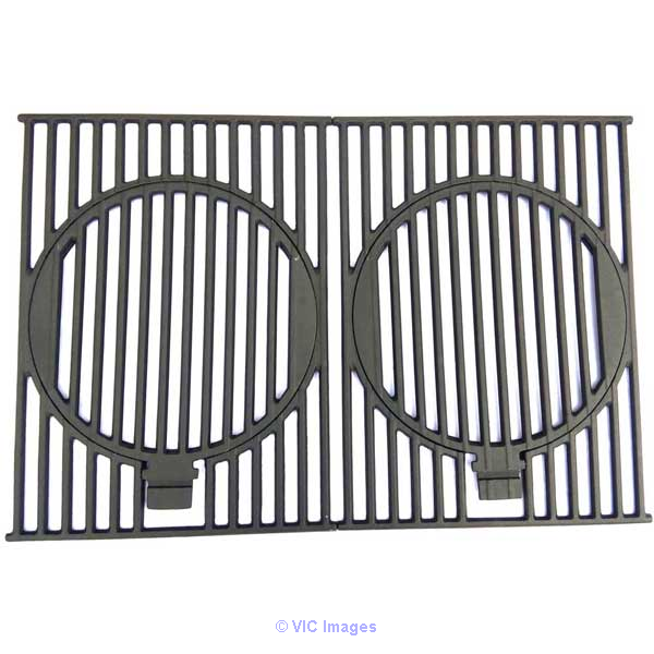 Shop 2 Pack Replacement Porcelain Heat Shield For Stok SGP4130N Grills calgary