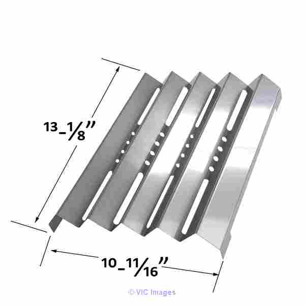 Shop Stainless Steel Heat Plate for Fiesta EEK5539-K401 Gas Grills Calgary, Alberta, Canada Classifieds