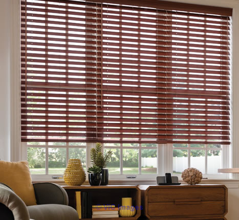 Faux Wood Blinds in Canada @$121 calgary
