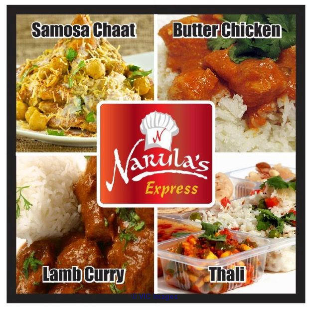 Narula`s Express -  Indian Takeout Hamilton calgary