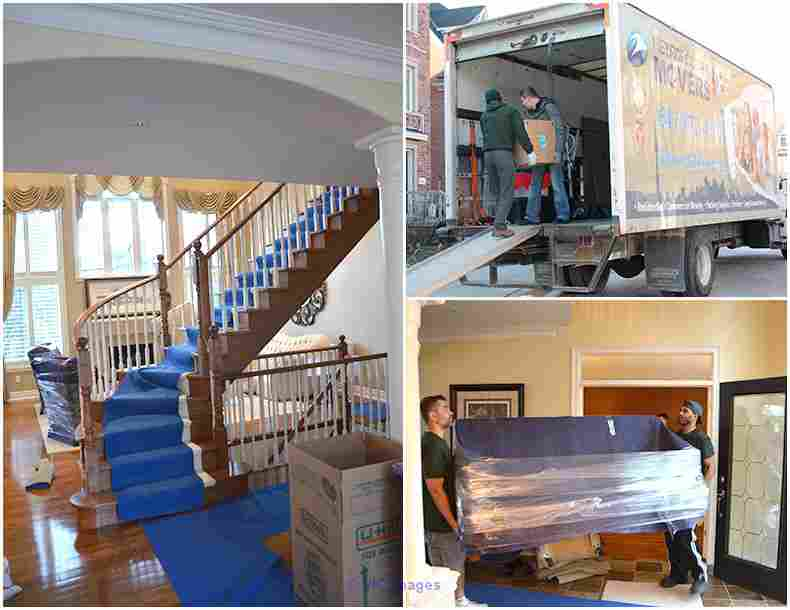 Metropolitan Movers Oshawa - Moving Company calgary