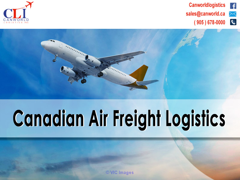 Best Air Freight to Canada - Canworld Logistics INC calgary