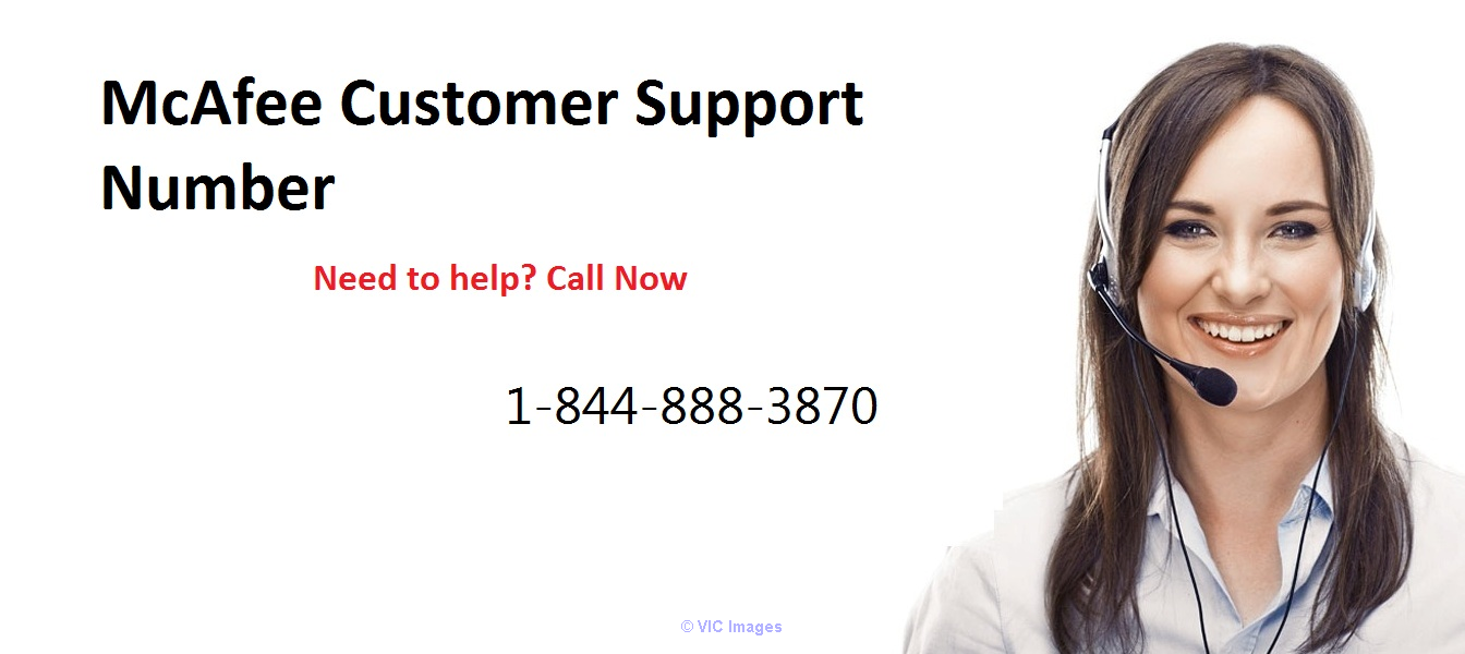McAfee Tech Support Canada Number 1-844-888-3870 calgary