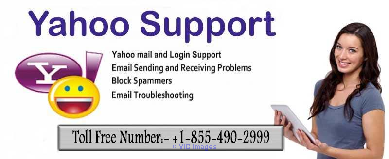 Yahoo customer Support Number +1-855-490-2999 for email setup issues calgary