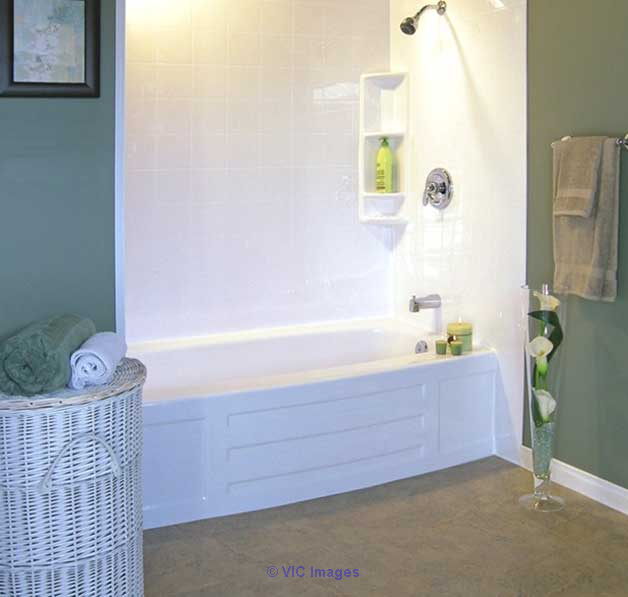 Dr. Tubs Reglazing & Liners - Give your old tub a new look! calgary