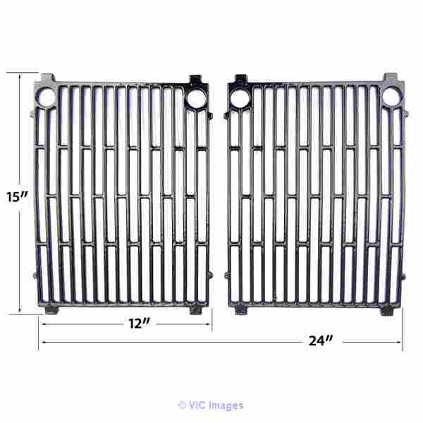 Shop Porcelain Cast Iron Cooking Grate For Coleman Gas Grill Models calgary