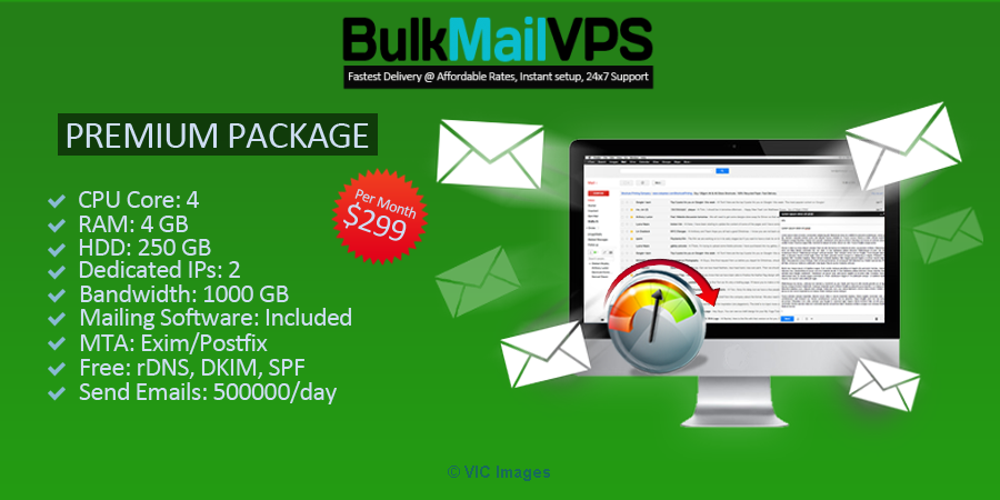 Best Vps email marketing server for small and larg business. Multiple  Calgary, Alberta, Canada Annonces Classées