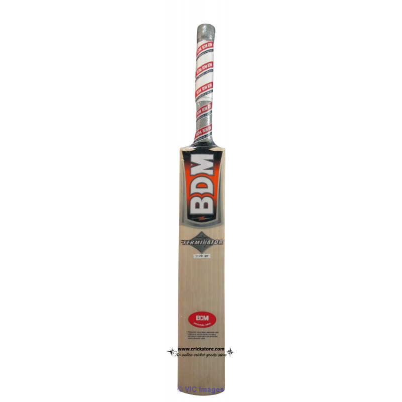 Bdm Terminator English Willow Cricket Bat | Online Sports Store India Calgary, Alberta, Canada Annonces Classées