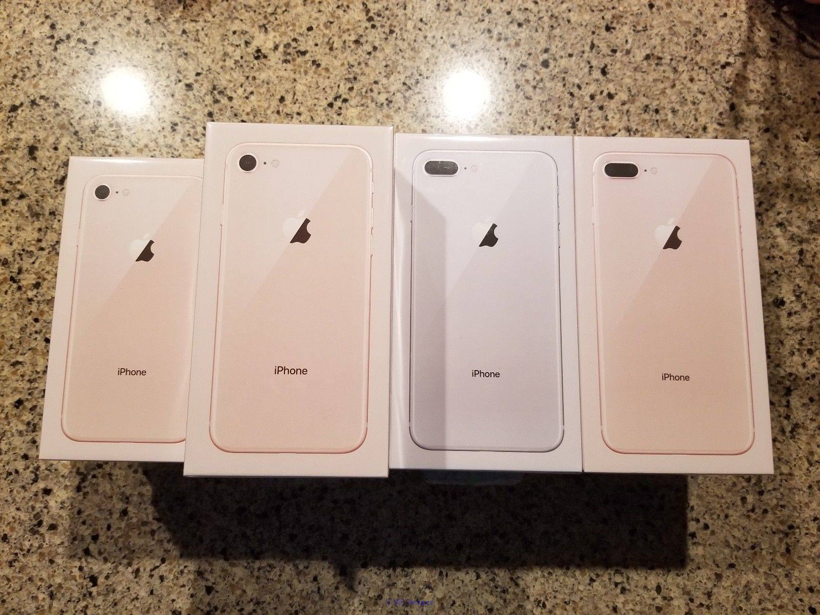 Apple iPhone 8 And 8 Plus (64/256 GB) Factory Unlocked Calgary, Alberta, Canada Annonces Classées