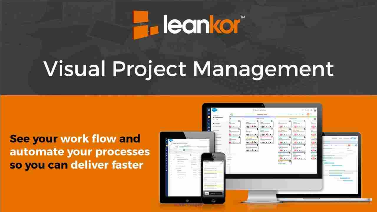 Lessen Your Financial Risk with Leankor-An Online Project Management T calgary