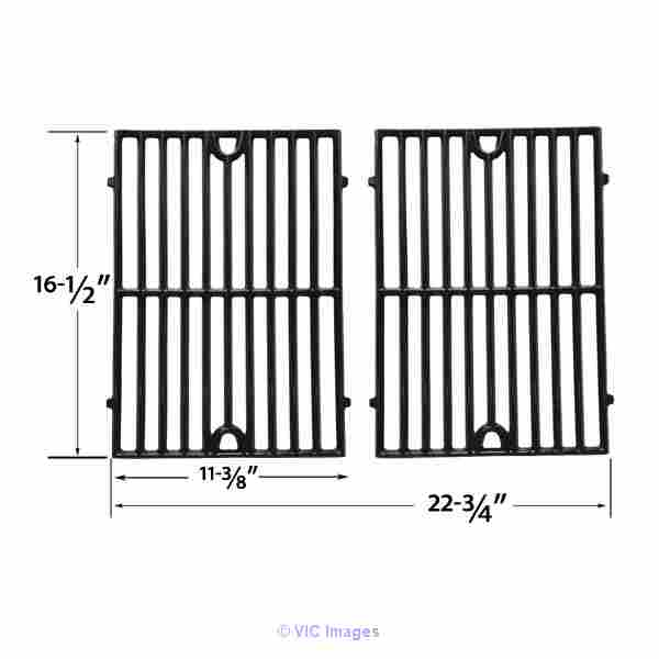 Replacement Cast Iron Cooking Grid For Ellipse, ProChef Gas Grills Calgary, Alberta, Canada Annonces Classées