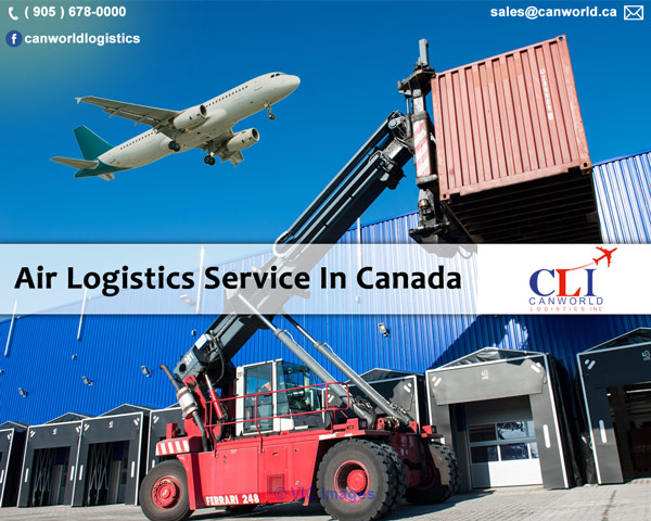 Air Freight - Canworld Logistics INC calgary