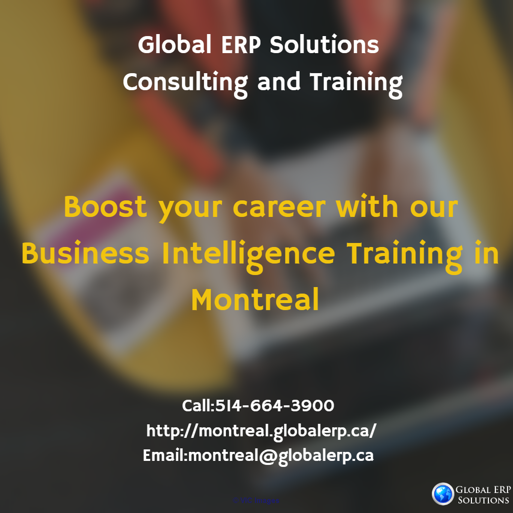 Business Intelligence Training in Montreal Calgary, Alberta, Canada Classifieds