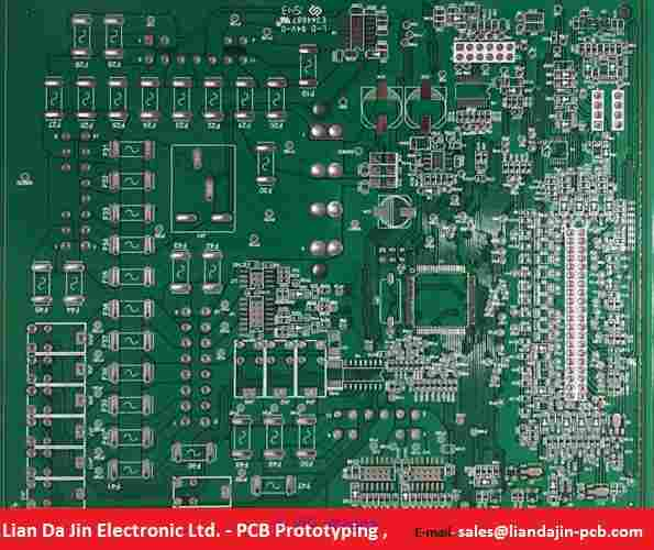 China PCB Prototype calgary
