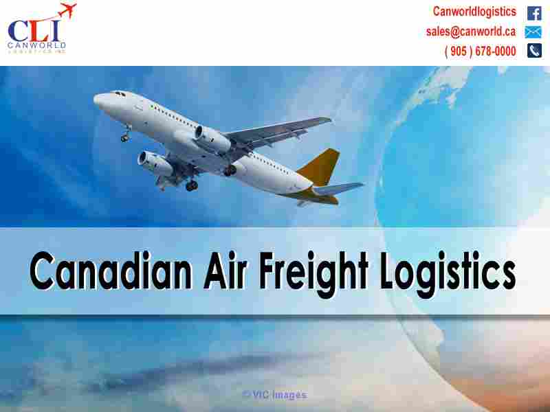 Logistics Services - Customs Clearance in Canada calgary