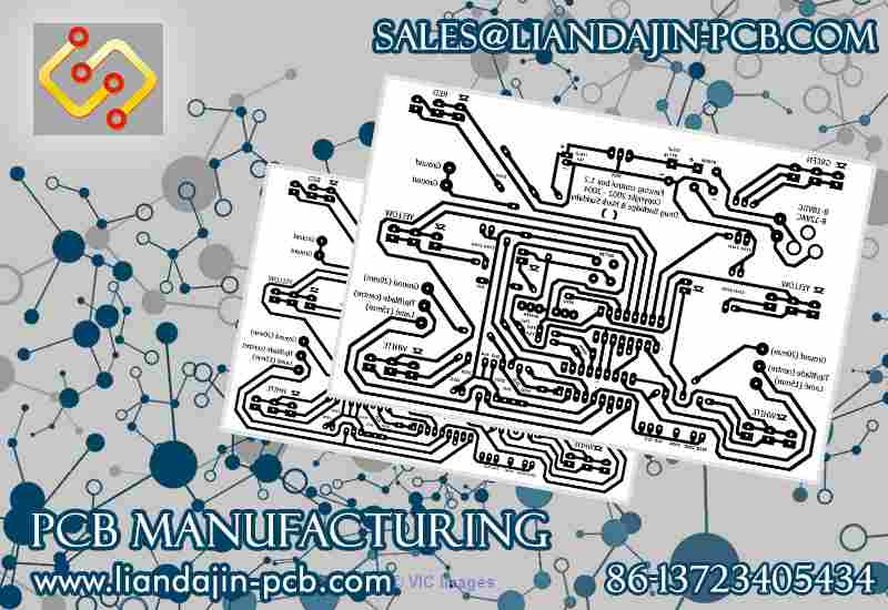 China PCB Printed Circuit Boards calgary