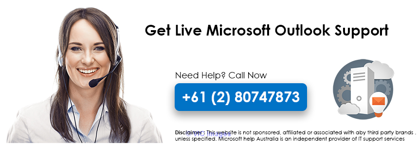 Outlook Support Phone Number +61 (2) 8074 7873 calgary