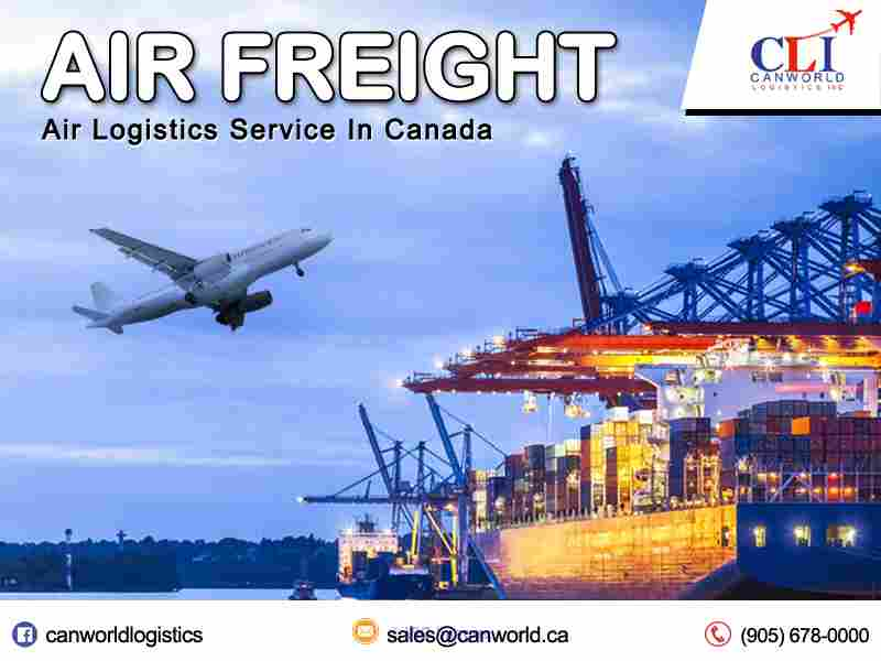 International Air Freight Services - Canworld Logistics INC calgary