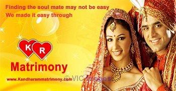 kandharamMatrimony.com - Find lakhs of Brides and Grooms calgary
