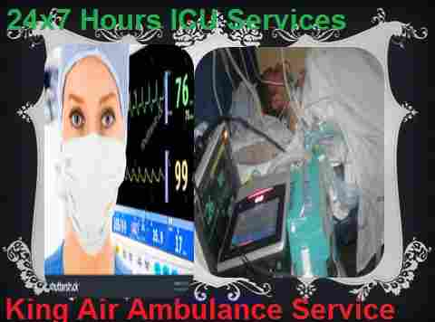 King Air Ambulance Services from Delhi at Low Cost calgary