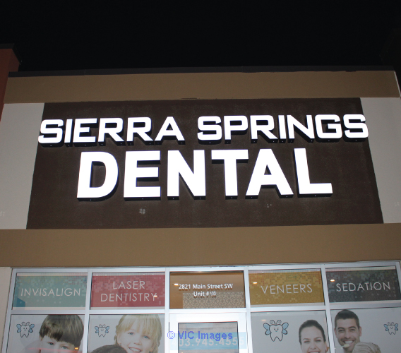 Sierra Springs Dental - Affordable Modern Dentistry Airdrie calgary