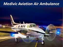 Low Charges Air Ambulance Services in Indore by Medivic Aviation calgary