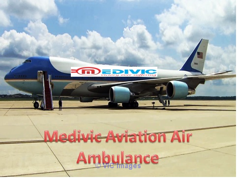 Get Charter Air Ambulance Service from Lucknow with Doctor Facility calgary
