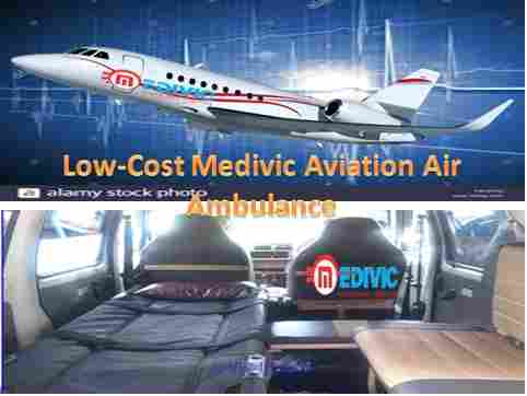 Get Emergency Air Ambulance from Patna at the possible Low-Cost calgary