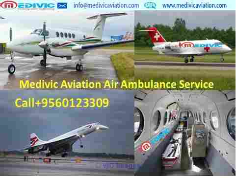 Medivic Aviation Air Ambulance Services from Bhopal to Mumbai  Calgary, Alberta, Canada Classifieds